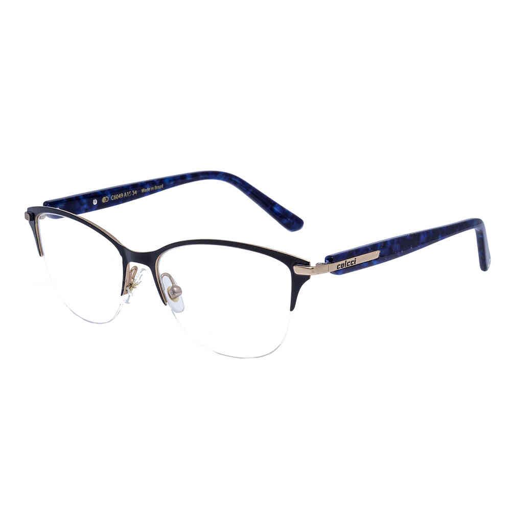Óculos de Grau Colcci Feminino com Fio de Nylon C6049