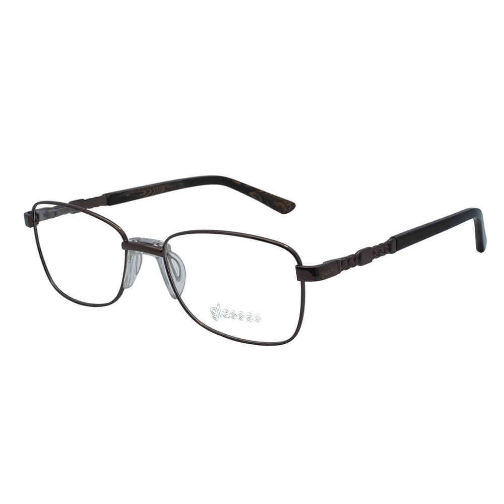 Óculos de Grau Glasses Feminino com Plaqueta Anatômica SL80422