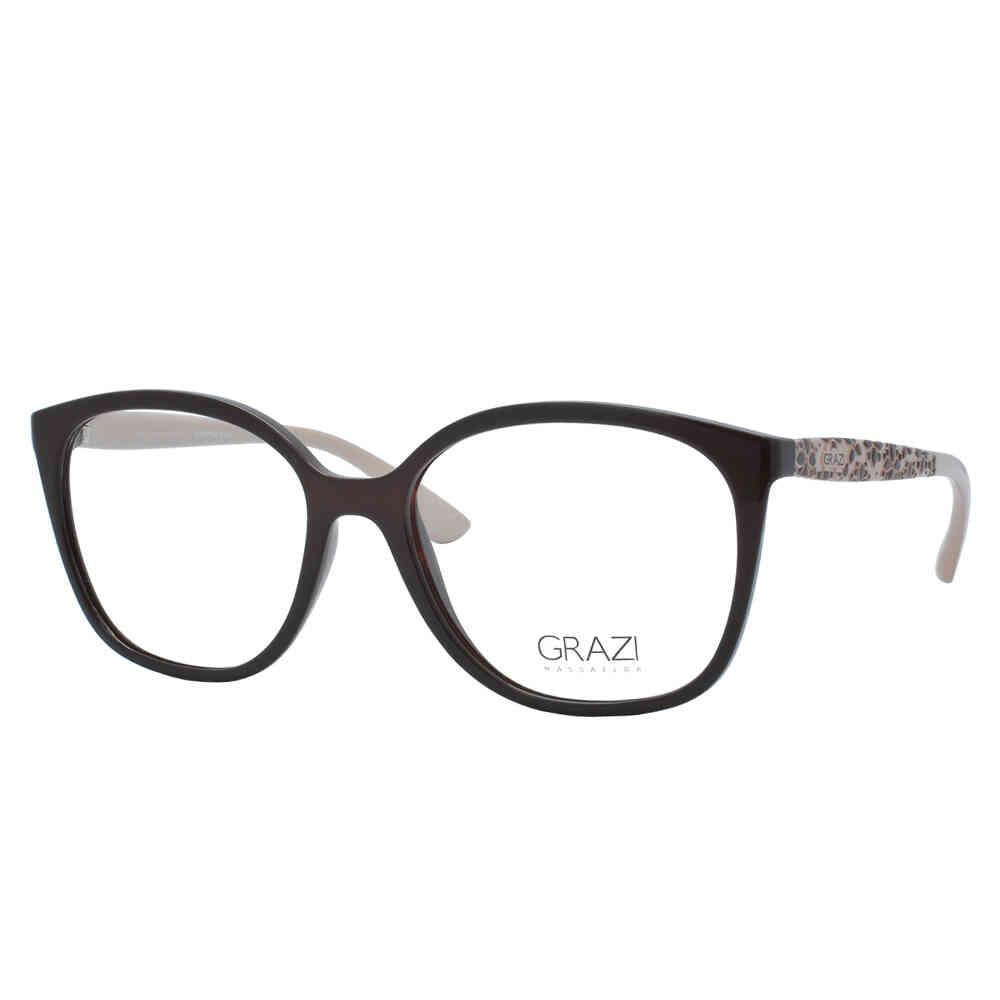 Óculos de Grau Grazi Massafera Feminino GZ3046