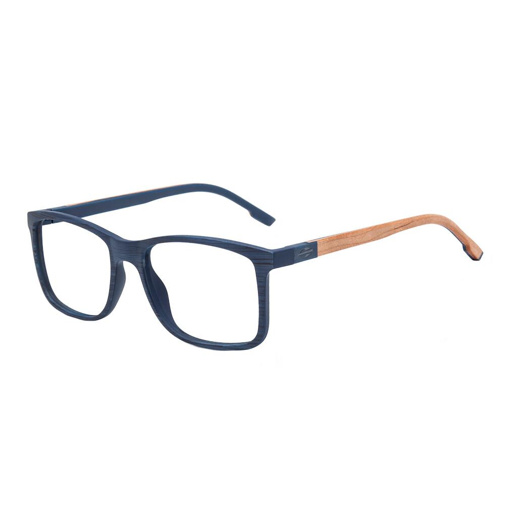 Óculos de Grau Mormaii Pequim Wood Masculino M6067