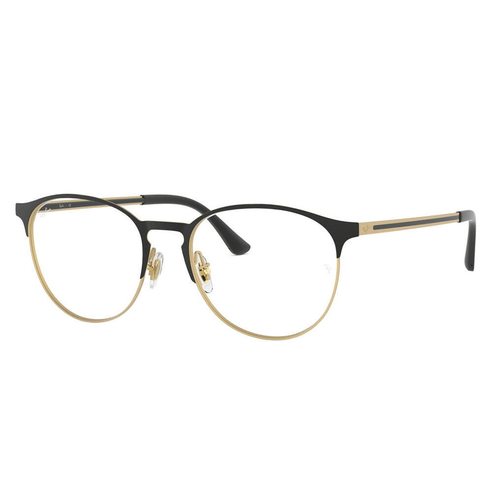 Óculos de Grau Ray-Ban Redondo Unissex RB6375