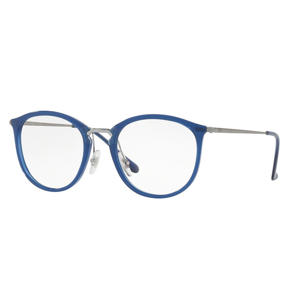 Óculos de Grau Ray-Ban Redondo Unissex RB7140