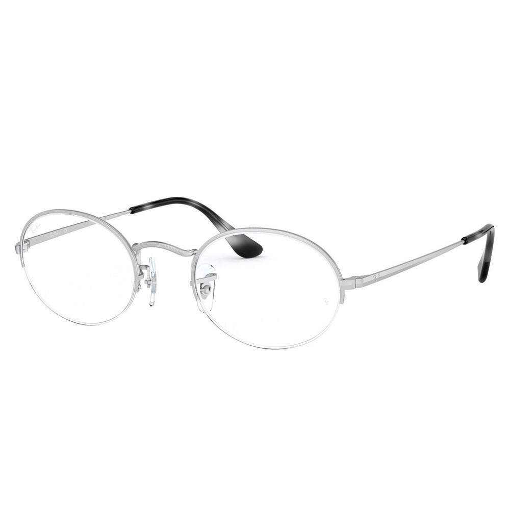 Óculos de Grau Ray-Ban Unissex com Fio de Nylon RB6547