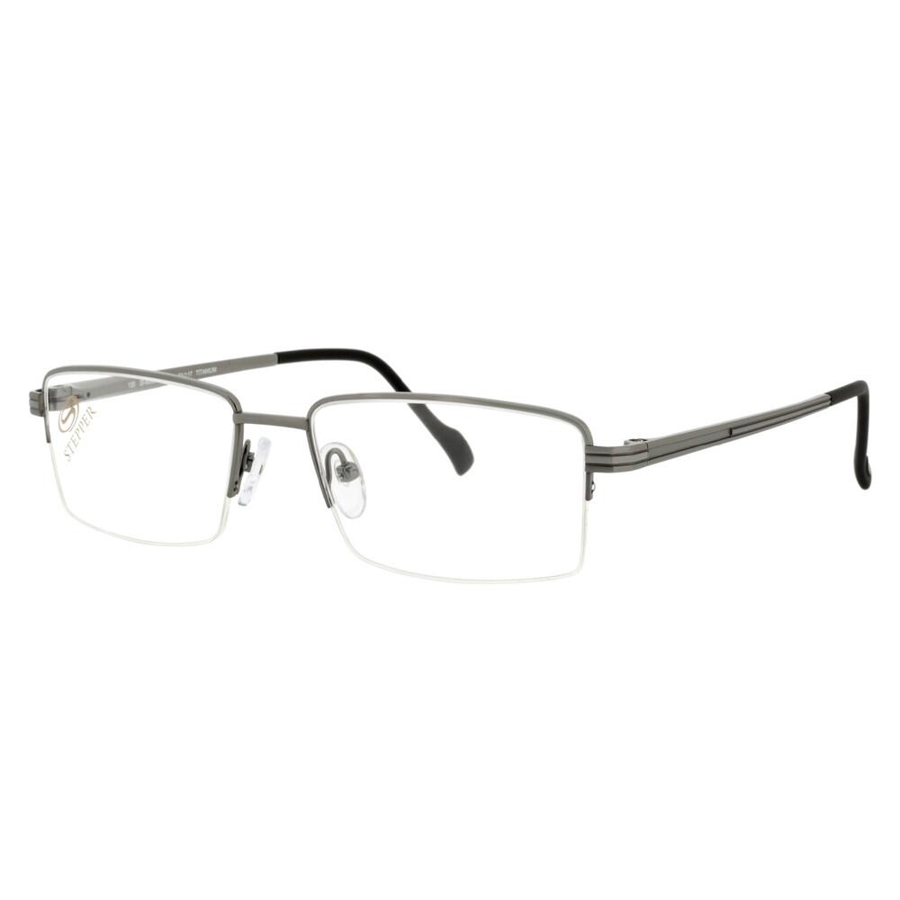 Óculos de Grau Stepper com Fio de Nylon Masculino SI-60069