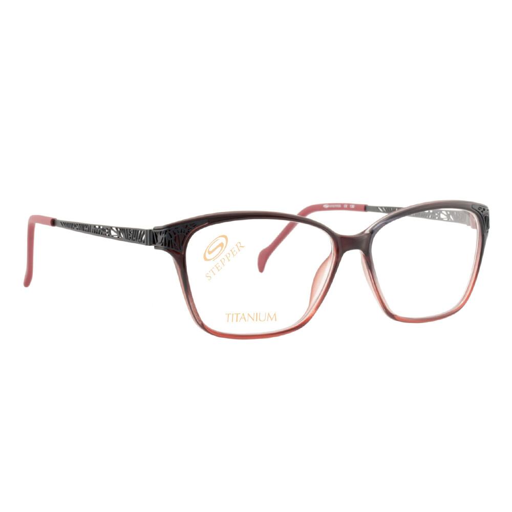 Óculos de Grau Stepper Feminino SI-30137