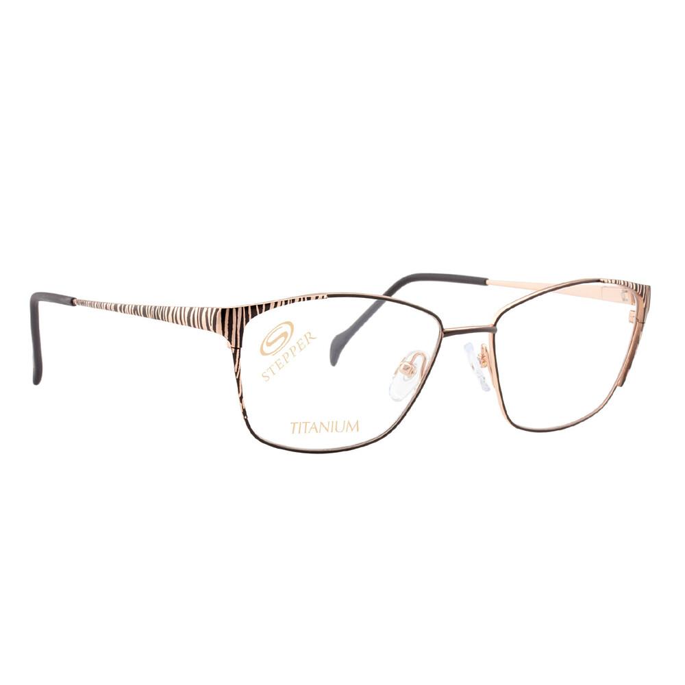 Óculos de Grau Stepper Feminino SI-50168