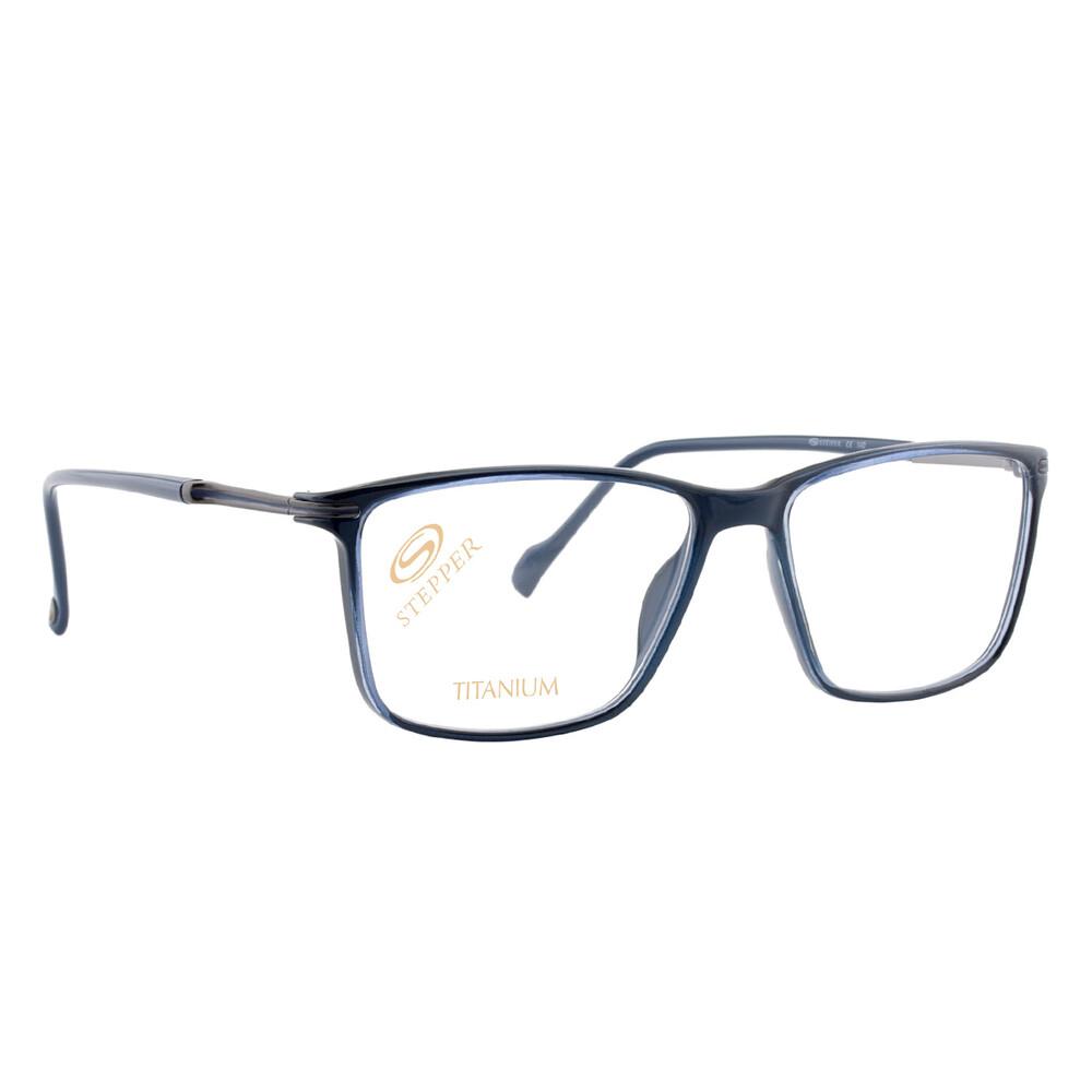 Óculos de Grau Stepper Masculina SI-20074