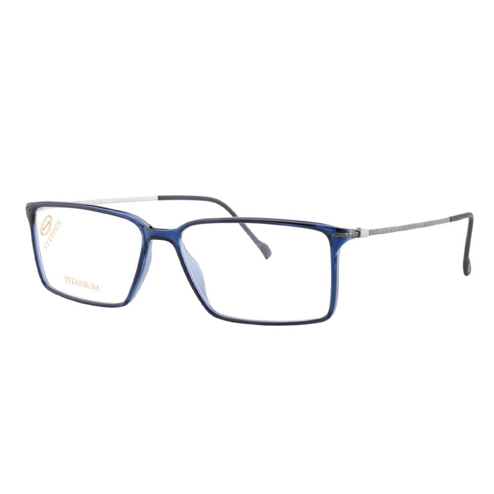Óculos de Grau Stepper Masculino SI-20042