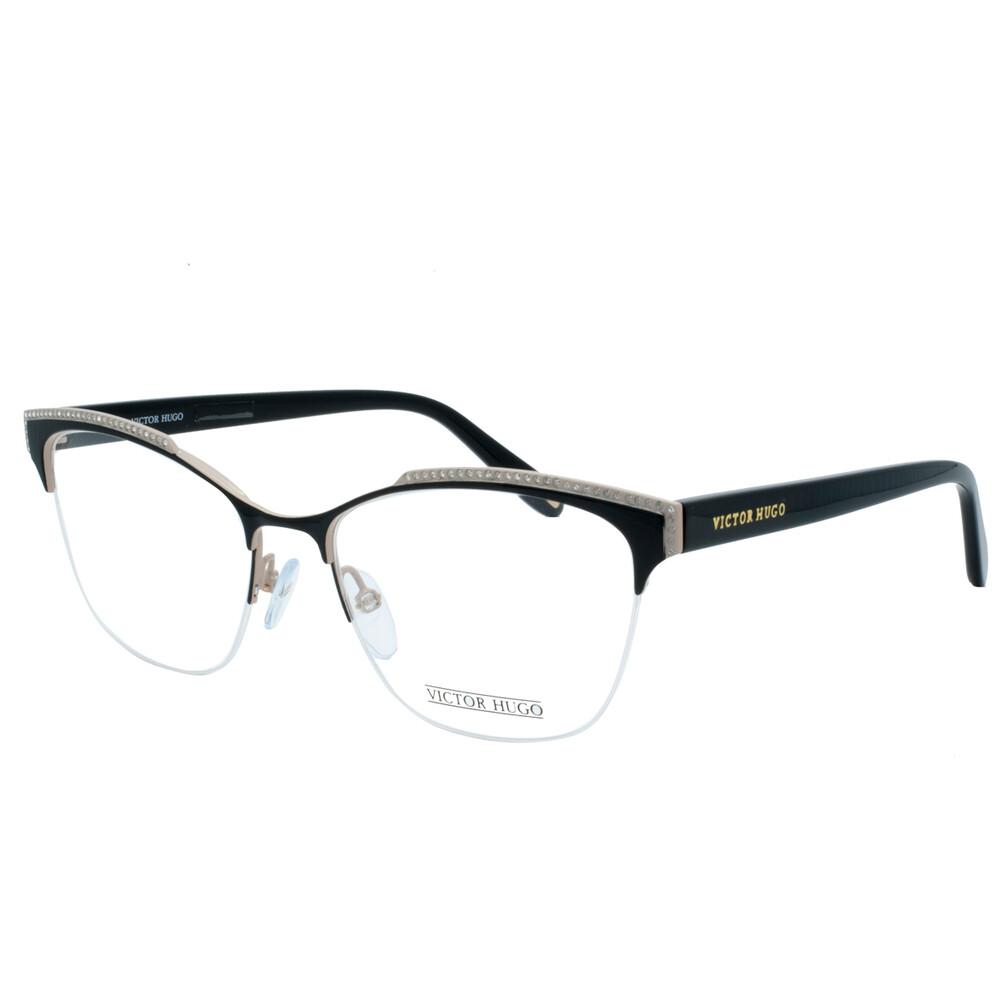 Óculos de Grau Victor Hugo com Fio de Nylon Feminino VH1262S
