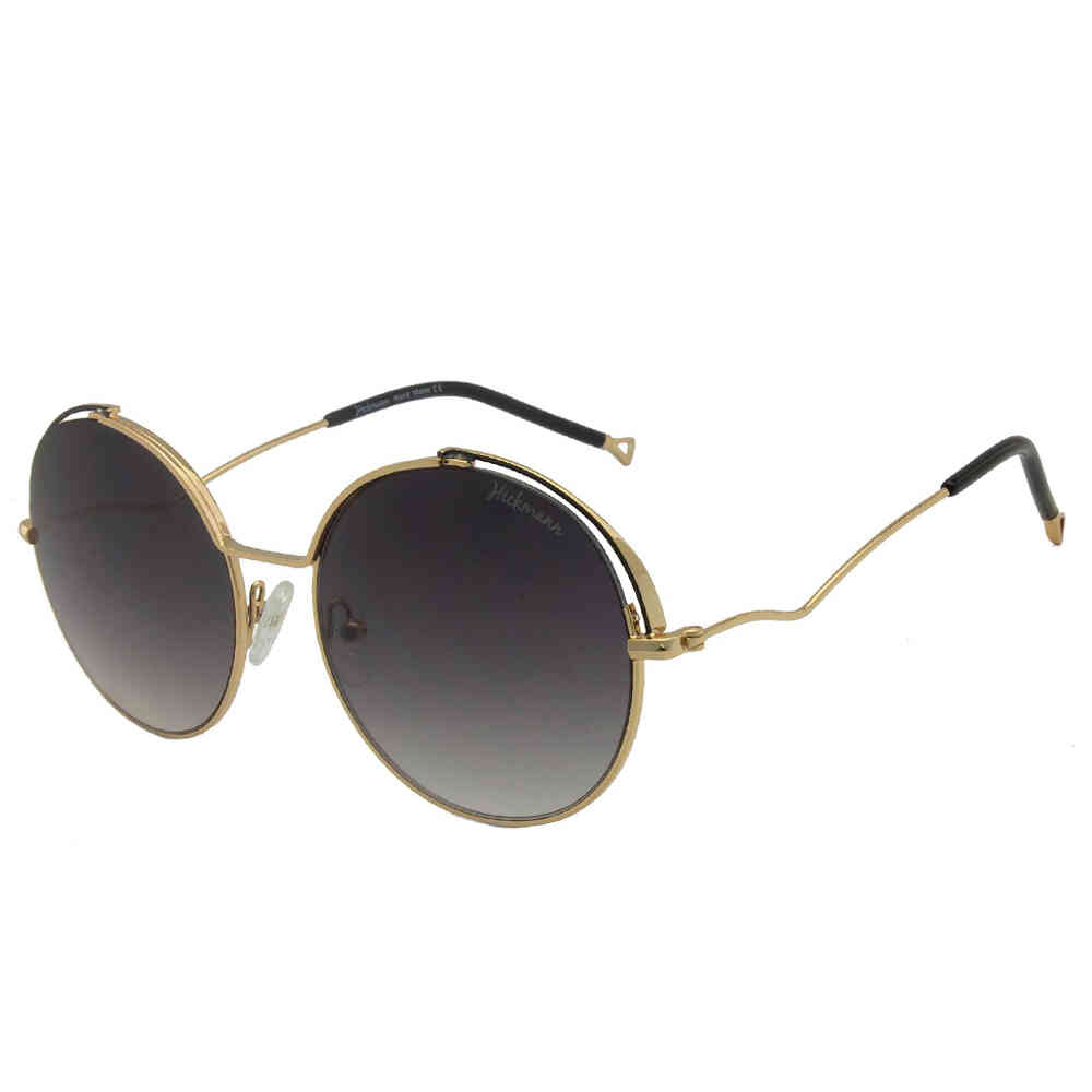 Óculos de Sol Ana Hickmann Feminino Redondo AH3212
