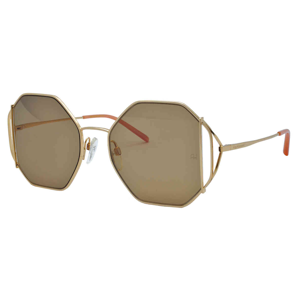 Óculos de Sol Ana Hickmann Hexagonal Feminino AH3185