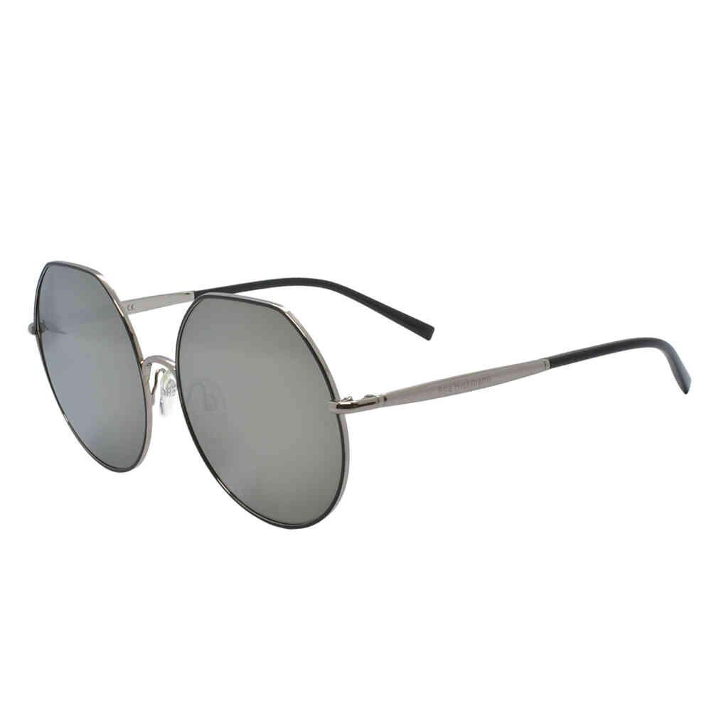 Óculos de Sol Ana Hickmann Redondo Espelhado Feminino AH3154
