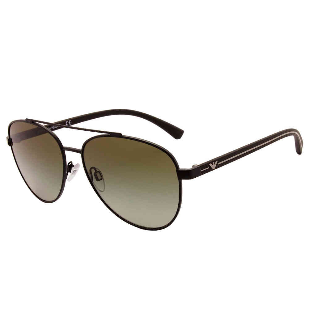 Óculos de Sol Emporio Armani Aviador Masculino EA2079