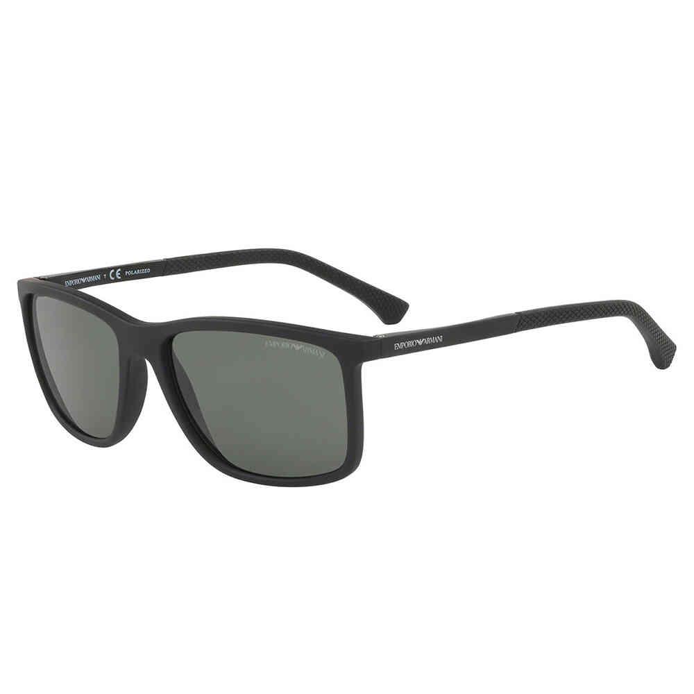 Óculos de Sol Emporio Armani Masculino Polarizado EA4058