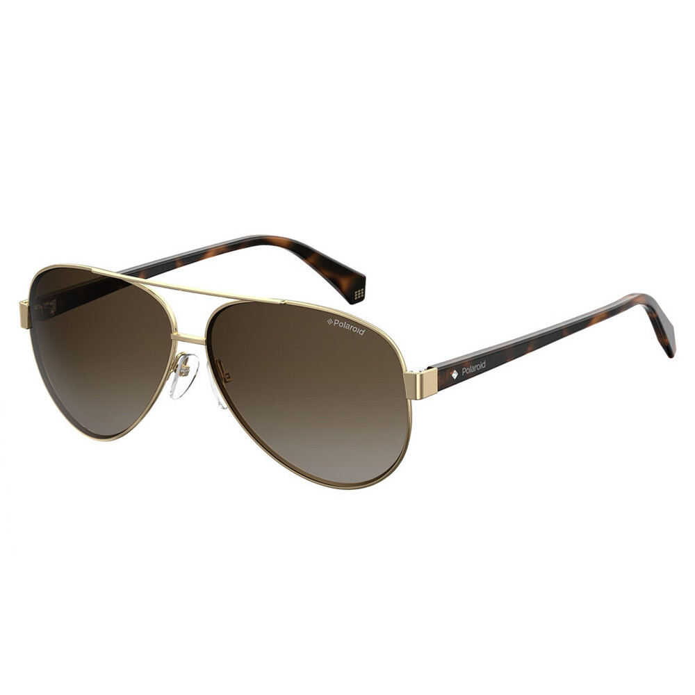 Óculos de Sol Polaroid Aviador Feminino Polarizado PLD 4061/S