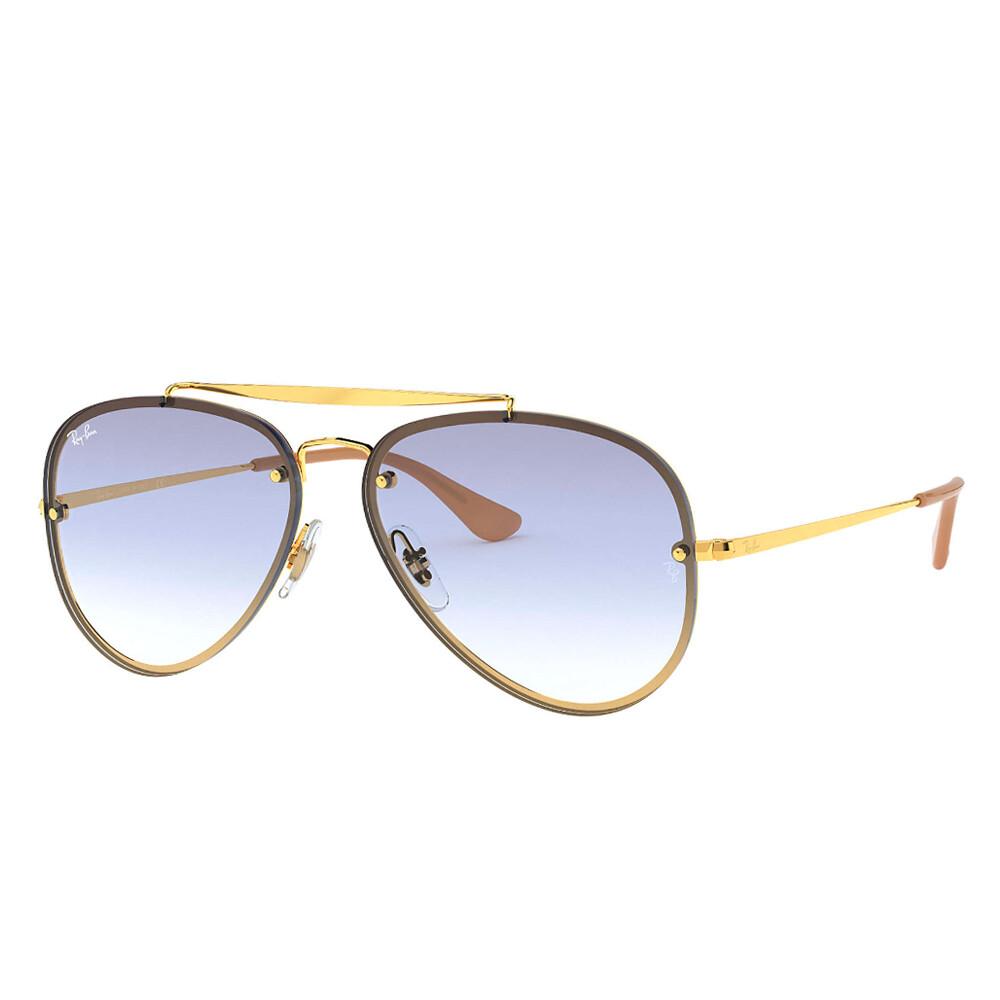 Óculos de Sol Ray-Ban Aviador Blaze Unissex RB3584N