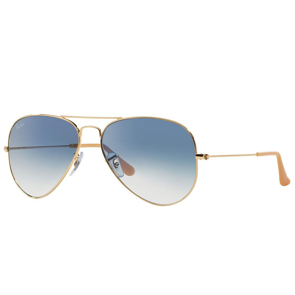 Óculos de Sol Ray-Ban Aviador Metal Unissex RB3025L - Médio