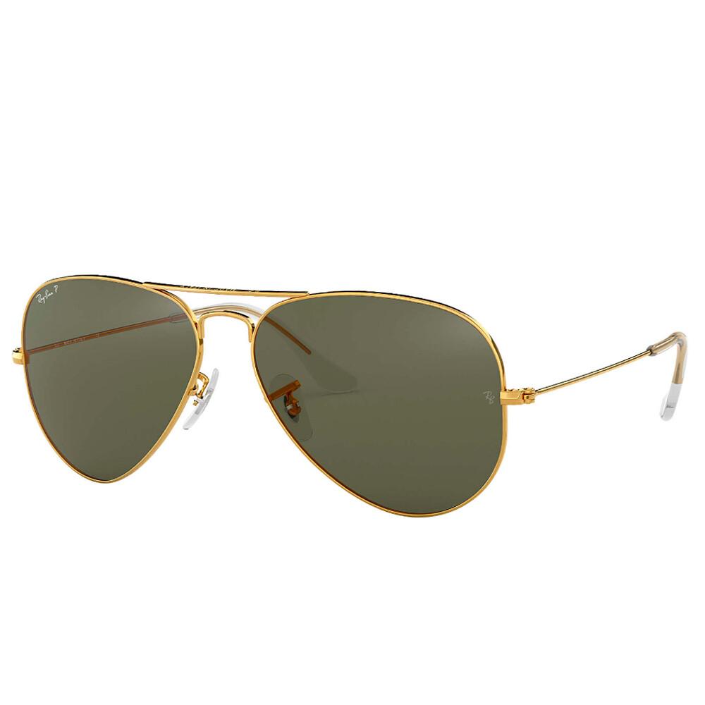 Óculos de Sol Ray-Ban Aviador Grande Unissex Polarizado RB3025L