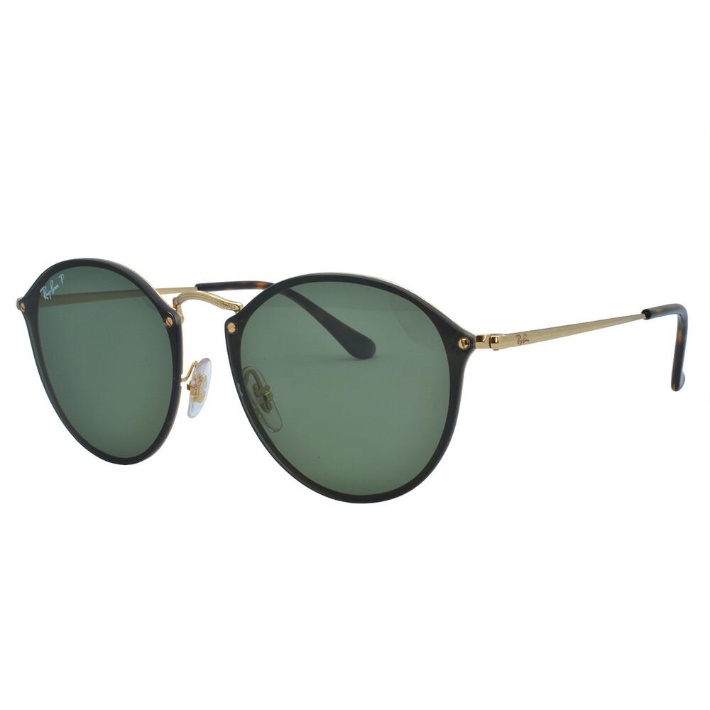 Óculos de Sol Ray-Ban Blaze Round Feminino Polarizado RB3574N