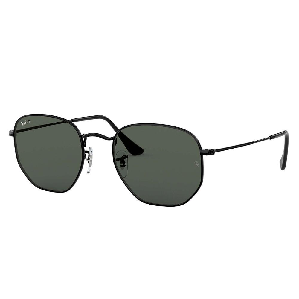 Óculos de Sol Ray-Ban Hexagonal Unissex Polarizado RB3548N