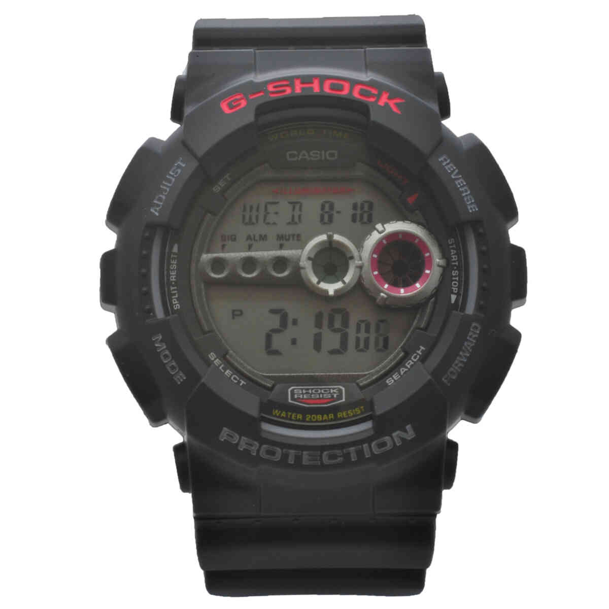 Relógio de Pulso Casio G-Shock Masculino GD-100