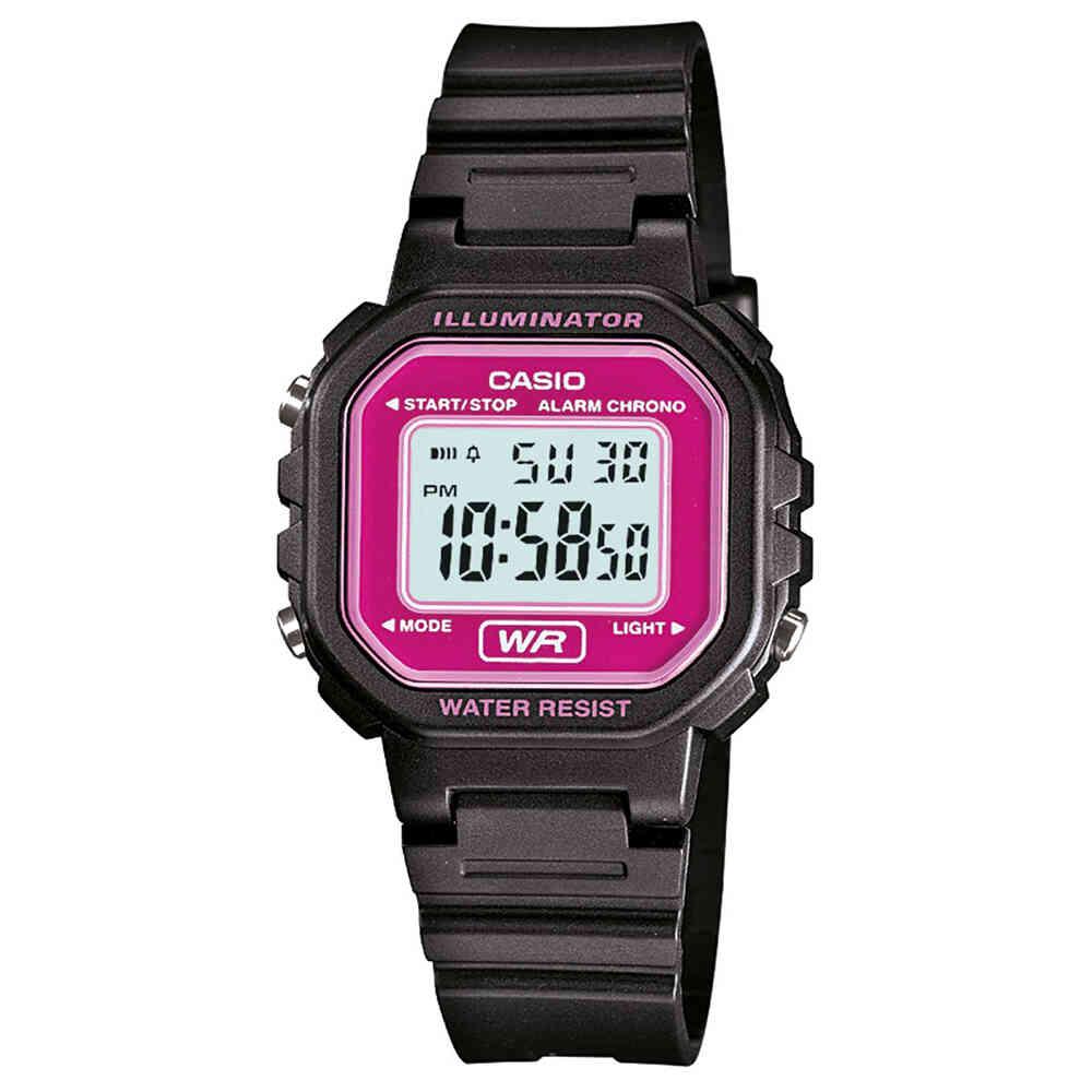 Relógio de Pulso Casio Standard Unissex LA-20WH