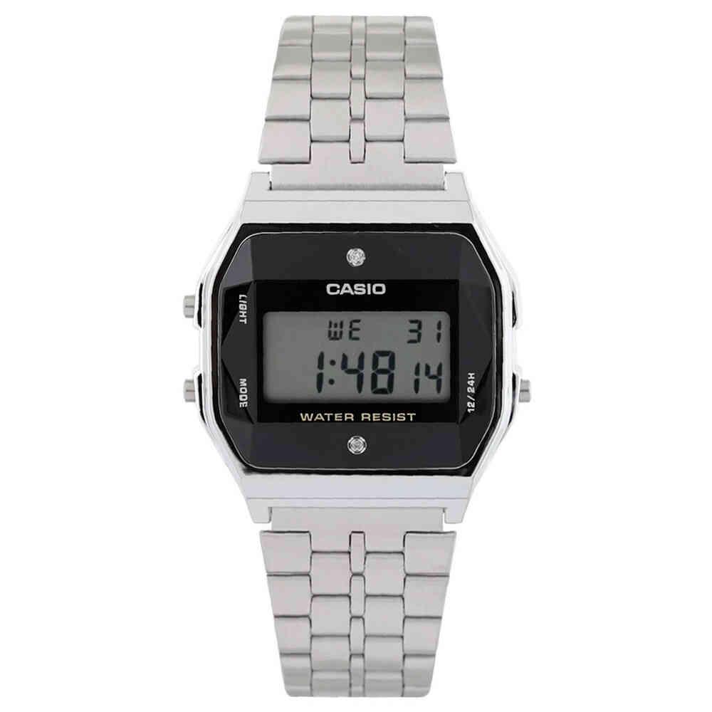 Relógio de Pulso Casio Vintage Unissex A159W