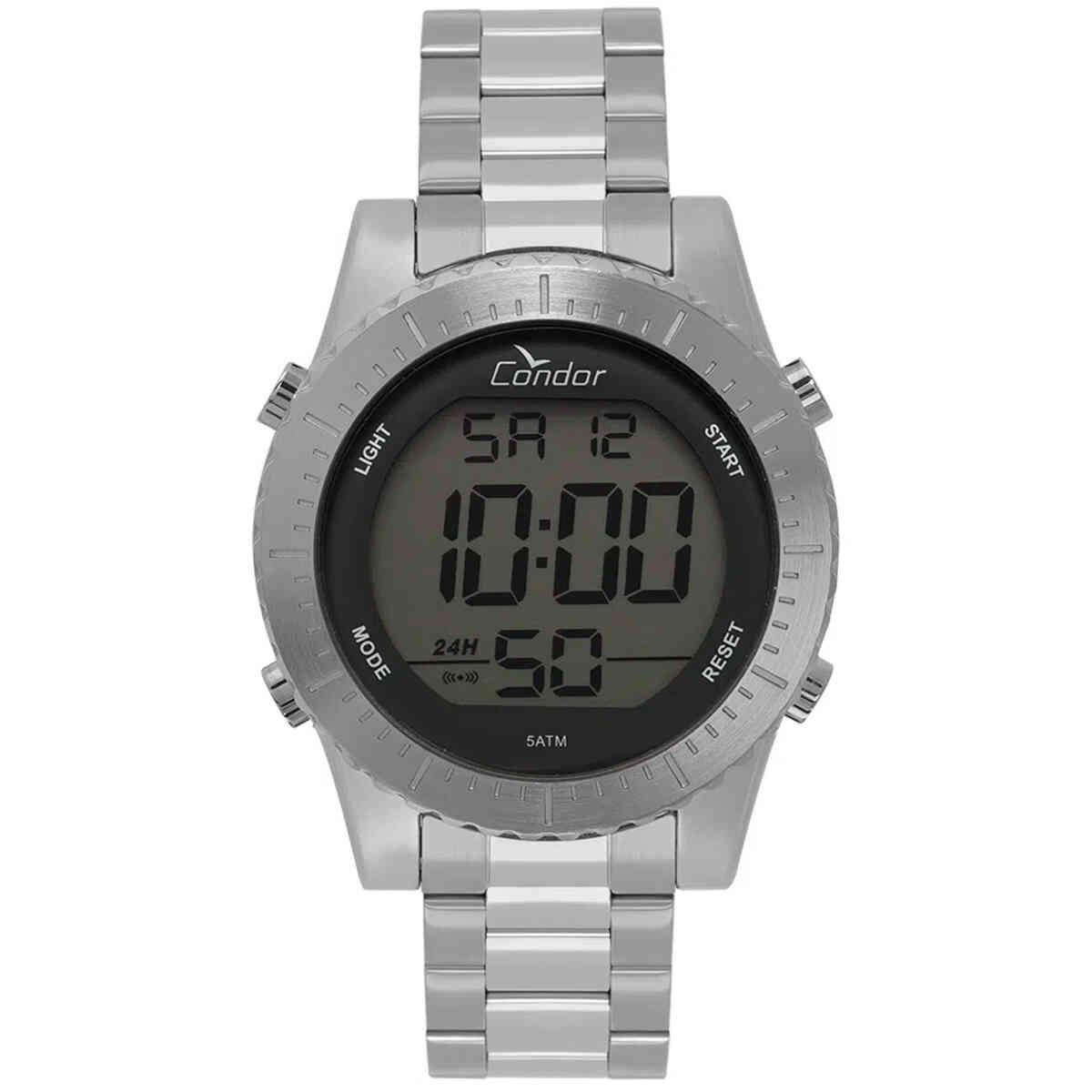 Relógio de Pulso Condor Digital Masculino COBJ3463AB