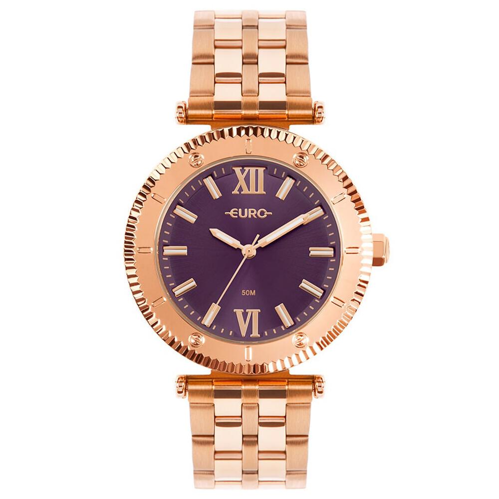 Relógio de Pulso Euro Boyfriend Feminino EU2035YSL
