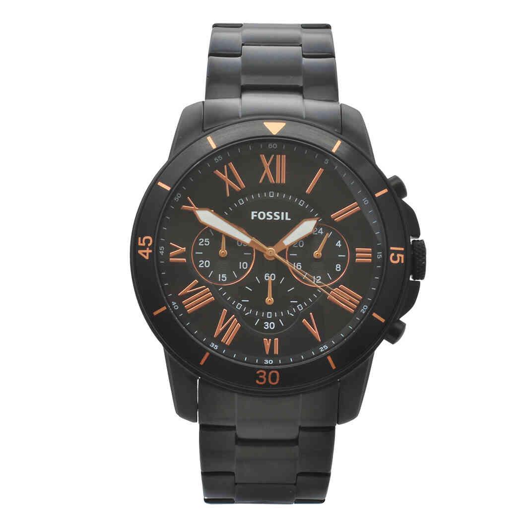 Relógio de Pulso Fossil Grant Sport Masculino FS5374