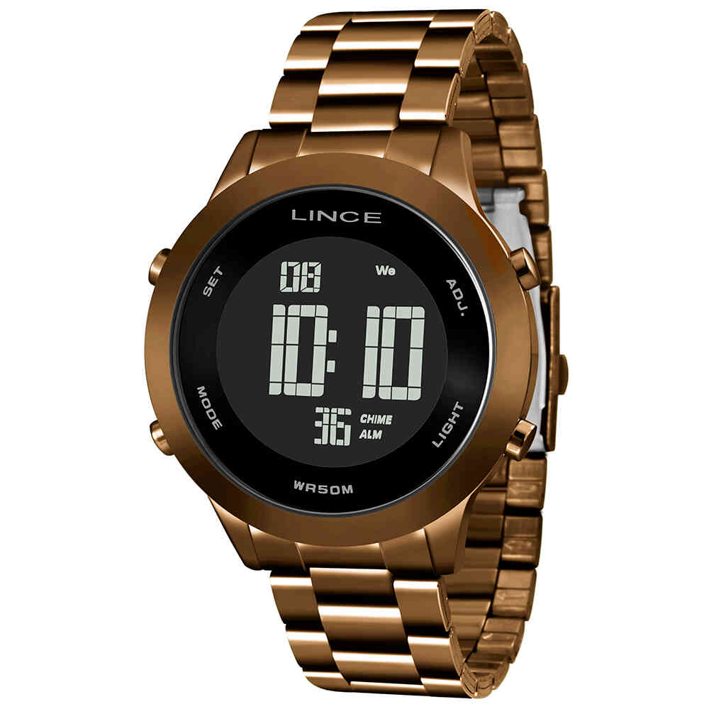 Relógio de Pulso Lince Digital Feminino SDPH084L