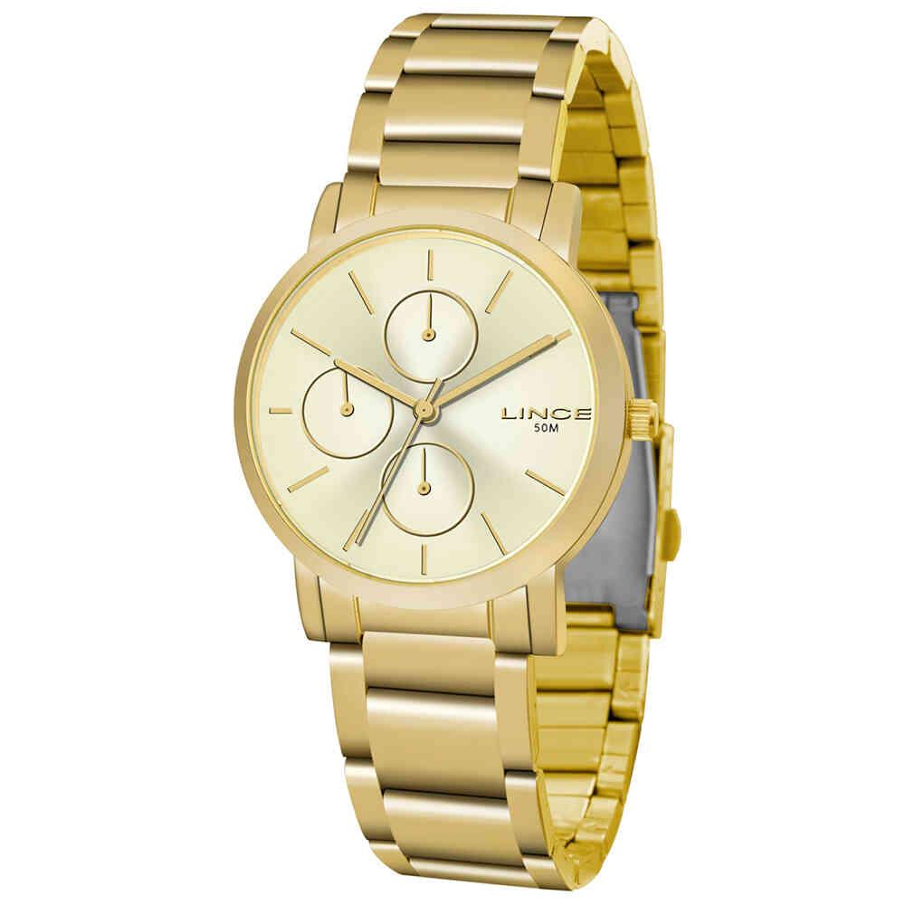 Relógio de Pulso Lince Feminino LMG4568L