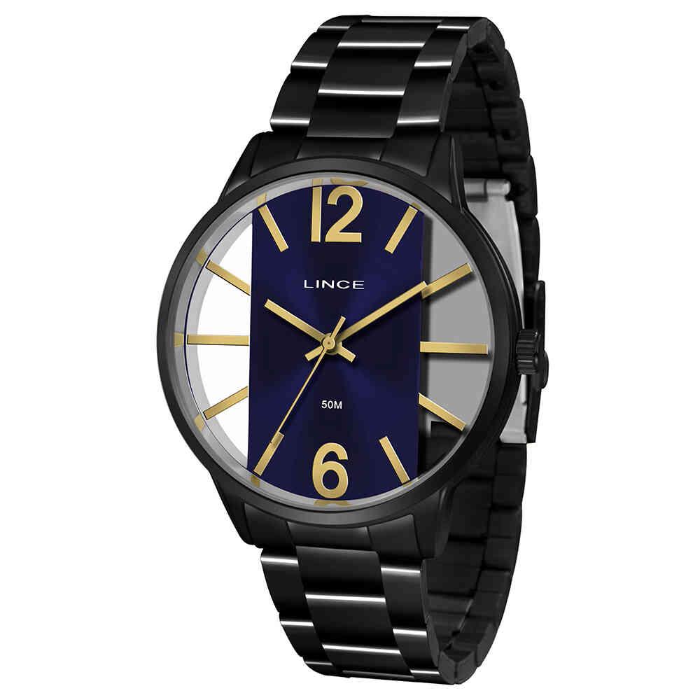 Relógio de Pulso Lince Masculino LRN623L