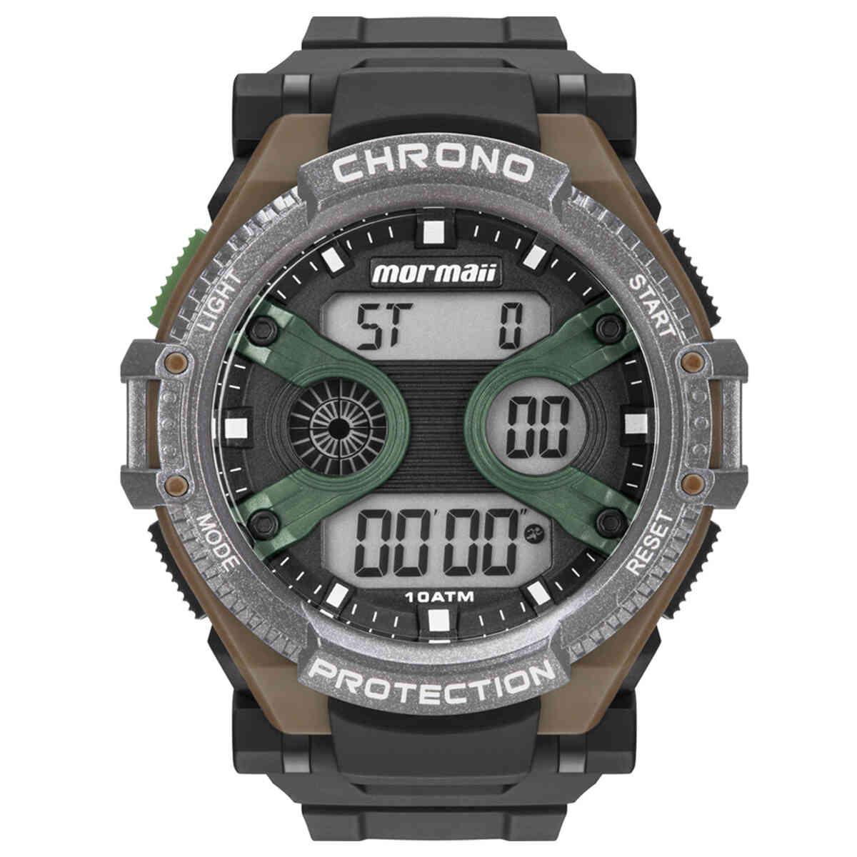 Relógio de Pulso Mormaii AcquaPro Digital Masculino MO8590A