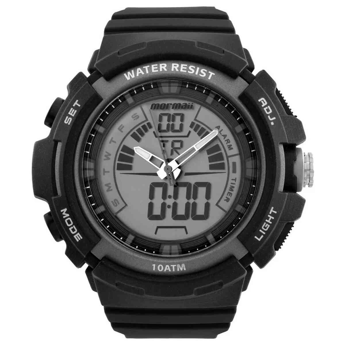 Relógio de Pulso Mormaii Wave Ana/Digi Masculino MOAD08902