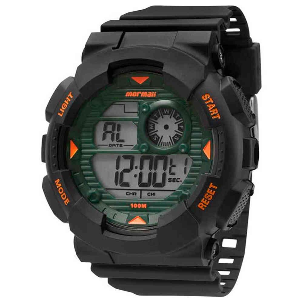 Relógio de Pulso Mormaii Wave Digital Masculino MO3415