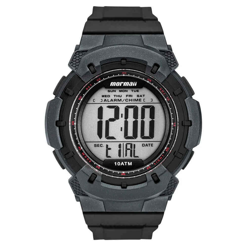 Relógio de Pulso Mormaii Wave Digital Masculino MO3571