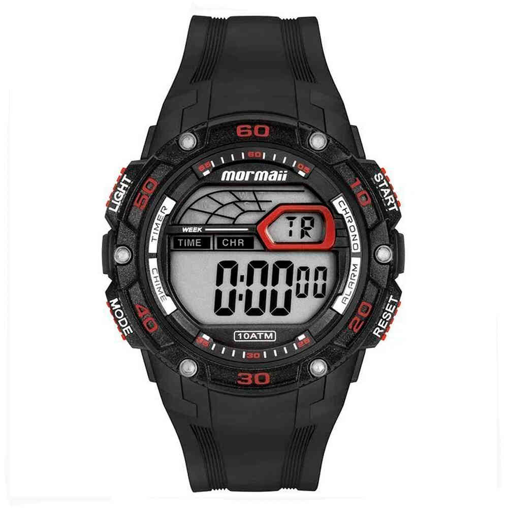 Relógio de Pulso Mormaii Wave Digital Masculino MO9670AF