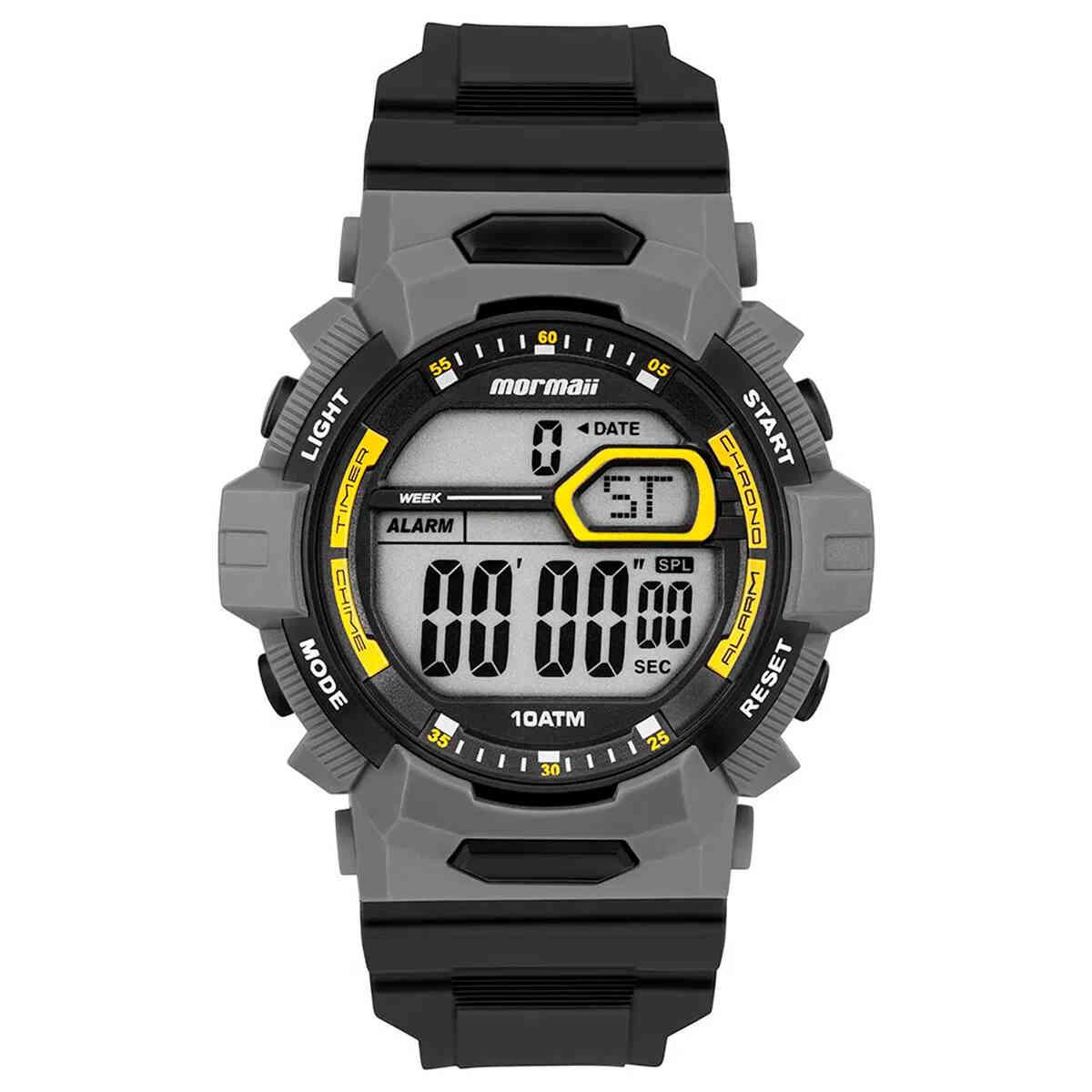 Relógio de Pulso Mormaii Wave Masculino Digital MO0500A