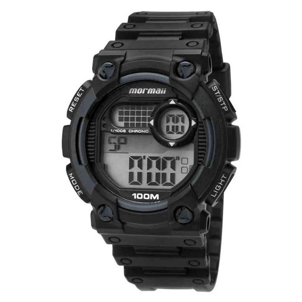 Relógio de Pulso Mormaii Wave Masculino Digital MOY1587
