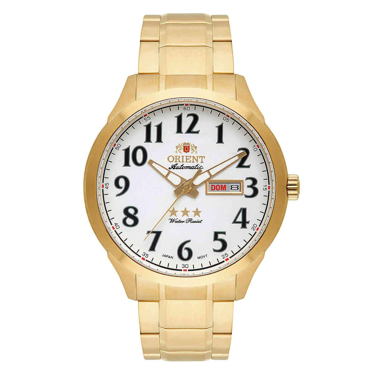 Relógio de Pulso Orient Automático Masculino 469GP074