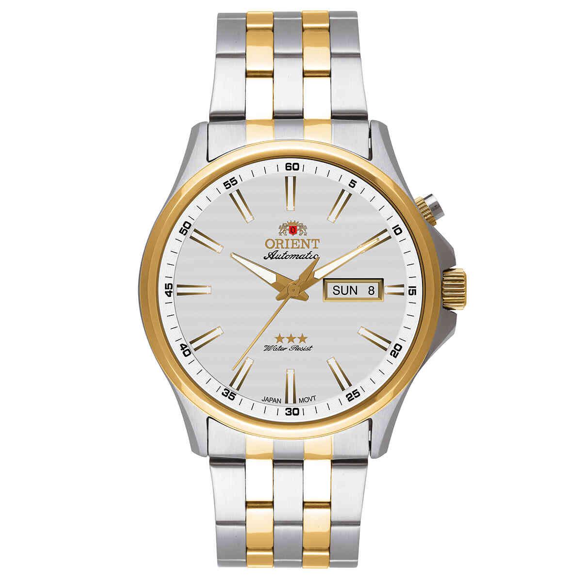 Relógio de Pulso Orient Automático Masculino 469TT043