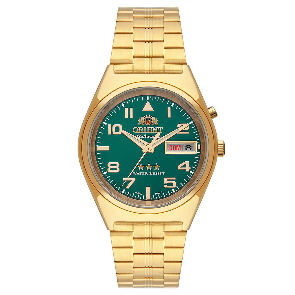 Relógio de Pulso Orient Automático Unissex 469GP083