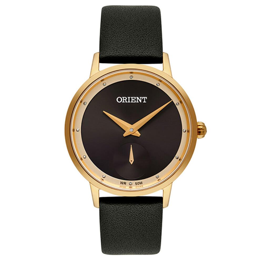 Relógio de Pulso Orient Feminino com Pulseira de Couro FGSC0017