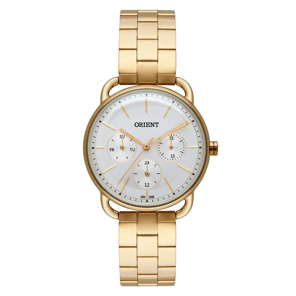 Relógio de Pulso Orient Feminino Neo Vintage FGSSM062