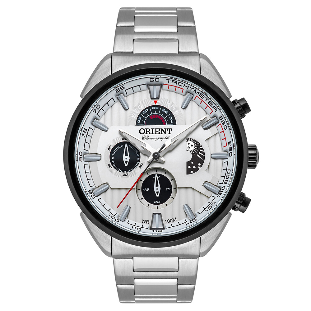 Relógio de Pulso Orient Masculino com Cronógrafo MBSSC202
