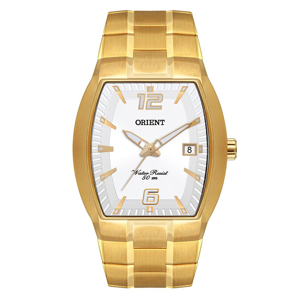 Relógio de Pulso Orient Quadrado Masculino GGSS1017