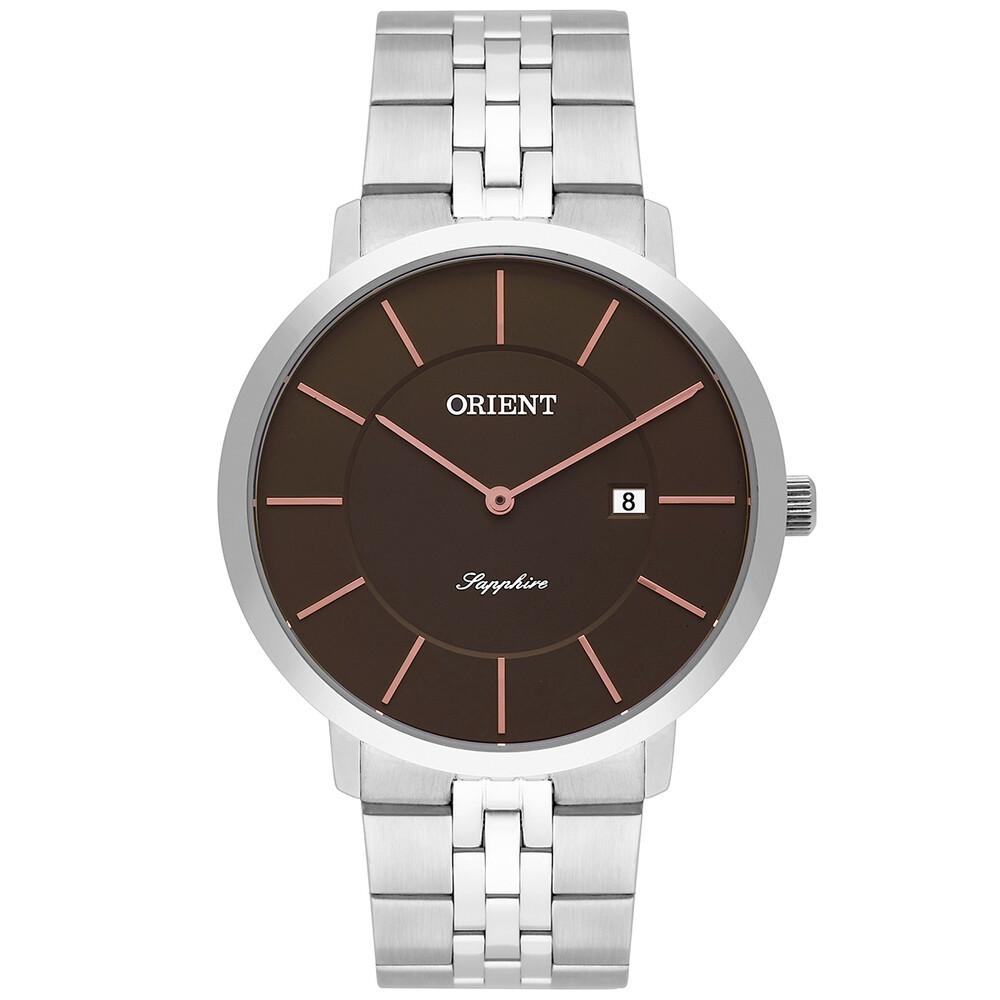 Relógio de Pulso Orient Slim Unissex MBSSS008