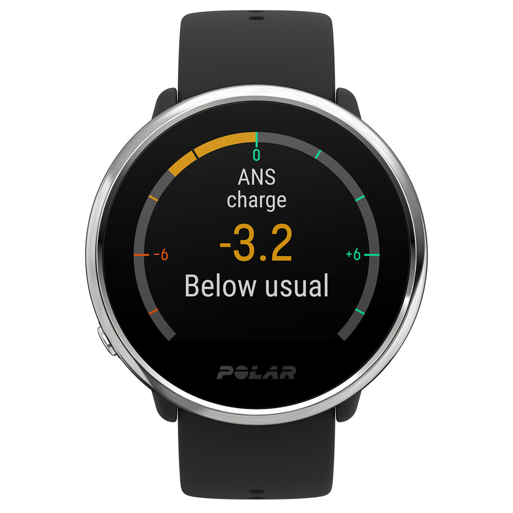 Relógio de Pulso Polar Ignite SmartWatch com Monitoramento Cardíaco Unissex - Médio/Grande