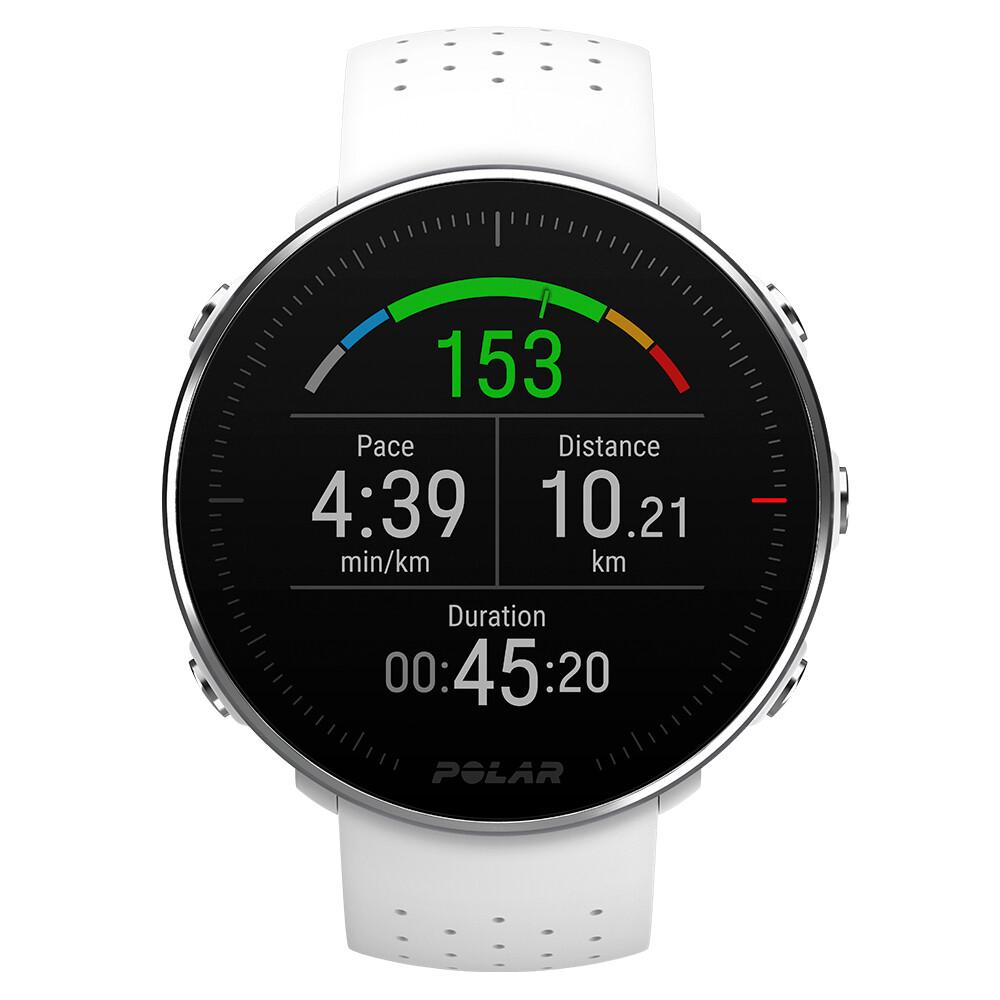 Relógio de Pulso Polar Vantage M SmartWatch com Monitoramento Cardíaco Unissex Pequeno/Médio